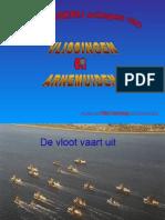 Vissersschepen van Arnemuiden en Vlissingen
