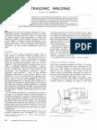 Artigo - Ultrasonic Welding 2
