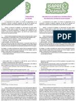 Boletín Temático, Influencia de Las Isapres en La Distribución de Recursos en El Sistema de Salud Chileno