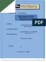 Treinta Ejercicios Desarrollados de Circuitos Electricos- Soto Aranda Nelson