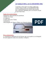 Conector entre el Nokia1100 y el LLAMADOR CRG.doc