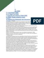Tecnología CDMA monografias