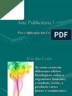Arte Publicitária I - Revisão 2º Exercicio