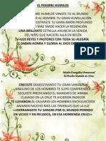 1 El Pesebre Humilde