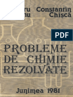Ciobanu, D - Probleme de Chimie Rezolvate