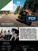 2014 HD Motorcycles Brochure