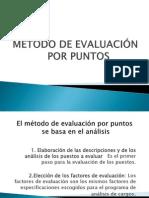 Metodo de Evaluacion Por Puntos