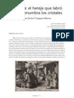Spinoza El Hereje y La Ciencia