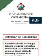 1.- Fundamentos de Contabilidad