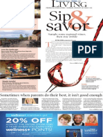 Sunday Living cover - The Patriot-News - Aug. 10, 2014