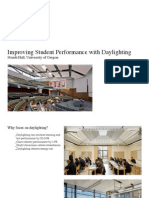 Improving Student Performance with Daylighting