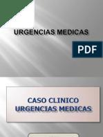 Urgencias Medicas- Caso Clinico- Marco