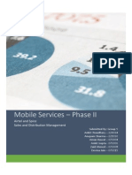 Mobile Services_Phase II_Group 5