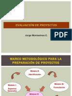 Evaluación de Proyectos Salud UP