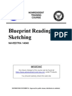 Blueprint Reading and Sketching