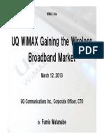 WiMAX ASIA 20130312 v2 Distribute