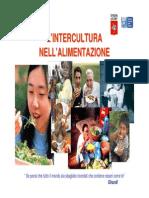 L'Intercultura Nell'Alimentazione