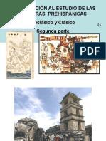 FICHA 9. INTRODUCCIÓN AL ESTUDIO DE LAS CULTURAS MESOAMERICANAS DEL PRECLÁSICO Y CLÁSICO.  Parte 2