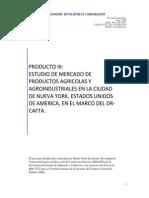 Estudio Demanda en Nueva York y Oferta Dominicana