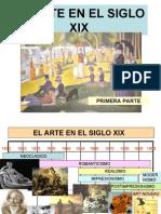 FICHA 22. EL ARTE EN EL SIGLO XIX 1a parte