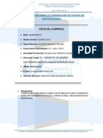 Cotizacion Realizacion de Planos de Parcelaciones