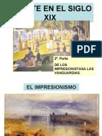FICHA 23. EL ARTE EN EL SIGLO XIX. 2a. parte