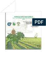 Agricultura Sostenible 1; Alternativas Contra Plagas Igerilla