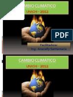 Cambio Climático Clase2