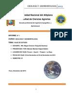 Informe Viaje Geologia Balwin