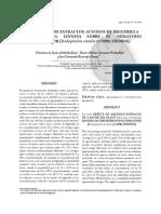 Extracto de Higuerilla en Platano