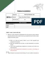 79033150 TRABAJO ACADEMICO Practica Procesal Civil