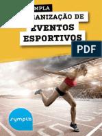 E-book Organização de Eventos Esportivos
