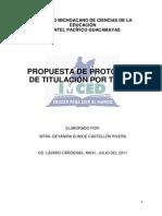 Manual de Protocolo Titulacion Tesina