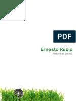 Archivo de Prensa - Ernesto Rubio