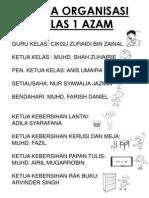 Carta Organisasii
