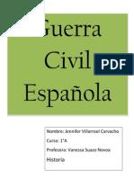 Guerra Civil de España