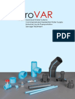 Hydro Var HDPE Catalogue