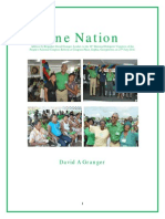 David Granger - Draft Address to PNCR's 18th Biennial Congress, 25 July 2014