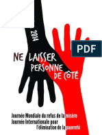 17 October Poster Hands (French)