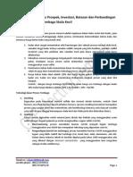 Perhitungan Ringkas Prospek, Investasi, Batasan Dan Perbandingan Teknologi Proses Tembaga Skala Kecil