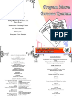 Buku Program Bersama Kuntum 2007