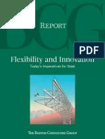 BCG Report on Steel Industry