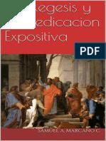 La Exegesis y la Predicacion Ex - Samuel A. Marcano C_-2.epub
