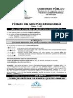 95 e 96 - Tecnico Em Assuntos Educacionais