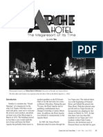 The Apache Hotel, in Las Vegas-0pened March of 1932.