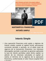 00a Interés Simple