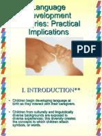 Language Developmental