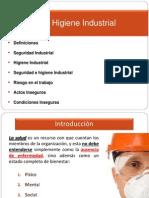 Higiene y Seguridad Industrial Unidad 1