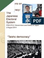Questions on Kabuki Democracy
