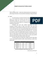 Laporan Praktikum KO I PERCOBAAN II REKRISTALISASI DAN TITIK LELEH.pdf